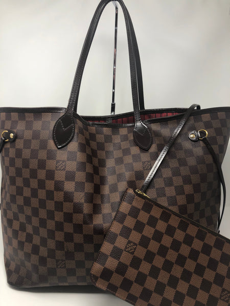 Louis Vuitton Neverfull Damier Ebene GM