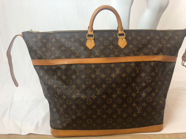 Louis Vuitton Cruiser 50 Monogram Boston Traveler