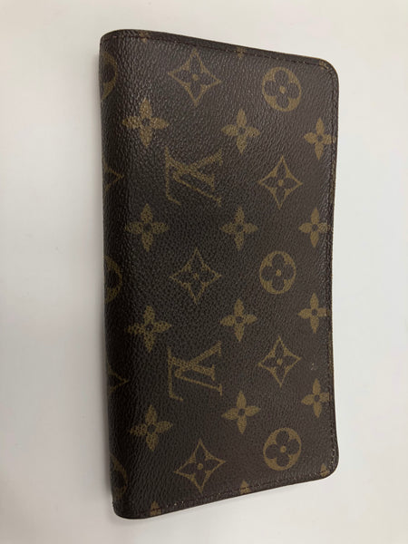 LOUIS VUITTON MONOGRAM ZIP WALLET