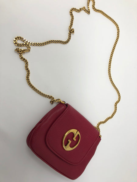 GUCCI 1973 SHOULDER BAG