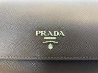 PRADA CONTINENTAL WALLET