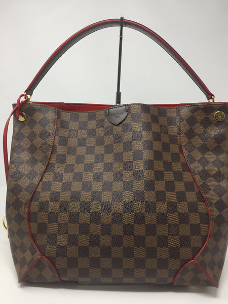LOUIS VUITTON CAISSA HOBO