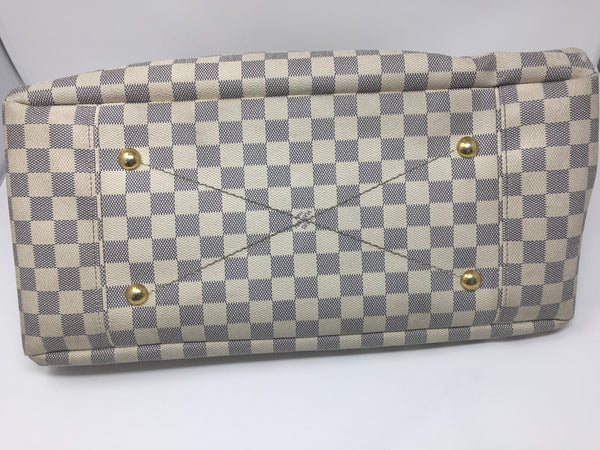 Louis Vuitton Artsy Mm Damier Azur Up To 70 Off At Uptown