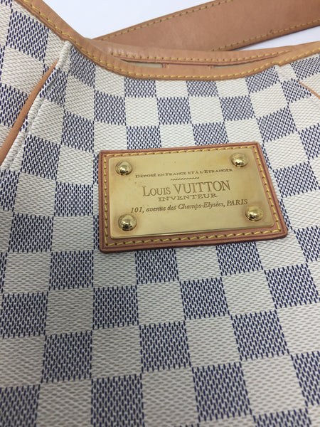 867e7c751d077 LOUIS VUITTON GALLIERA PM DAMIER AZUR