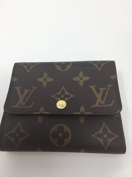 LOUIS VUITTON ANAIS MONOGRAM WALLET