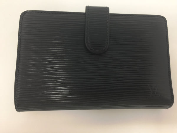 LOUIS VUITTON EPI LEATHER FRENCH PURSE WALLET