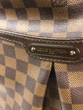 LOUIS VUITTON DAMIER EBENE BLOOMSBURY CROSSBODY