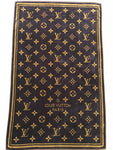 LOUIS VUITTON MONOGRAM BATH TOWEL
