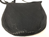 BOTTEGA VENETA MESSENGER HOBO