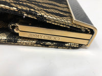 JIMMY CHOO LACE CLUTCH