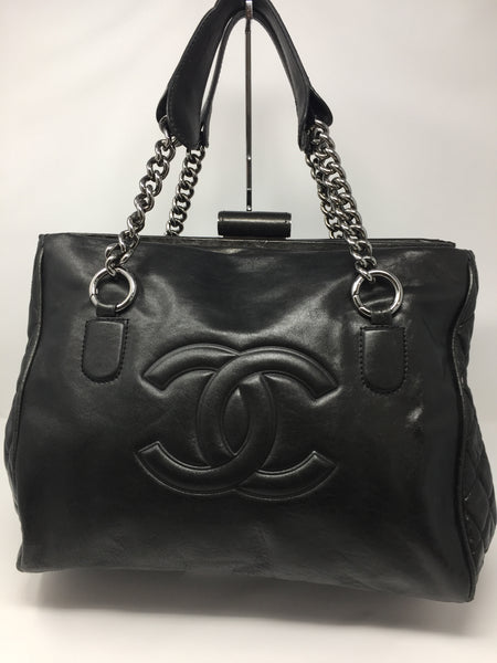 CHANEL LARGE SHOPPER TOTE