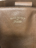 GUCCI TAN LEATHER TOTE