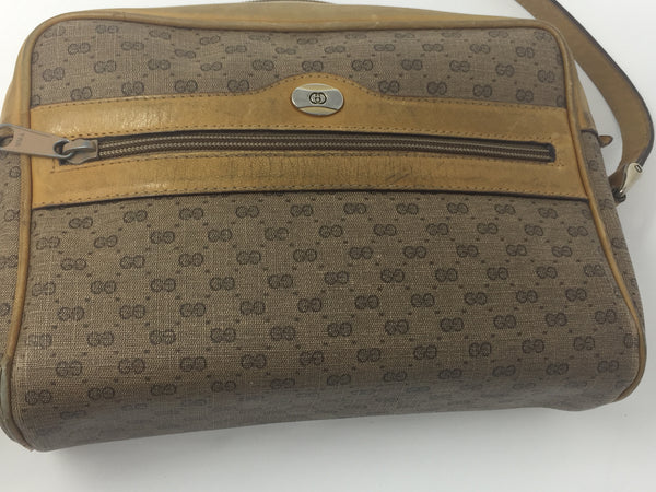 GUCCI CROSSBODY TAN