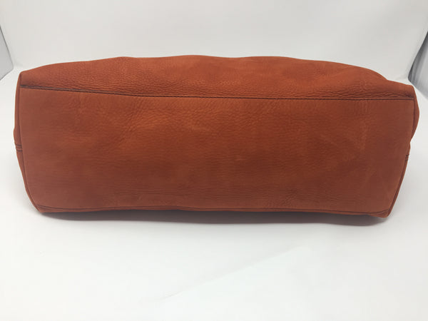 3fe7f962c GUCCI SOHO HOBO ORANGE-Up to 70% off at Uptown-Guaranteed Authentic!