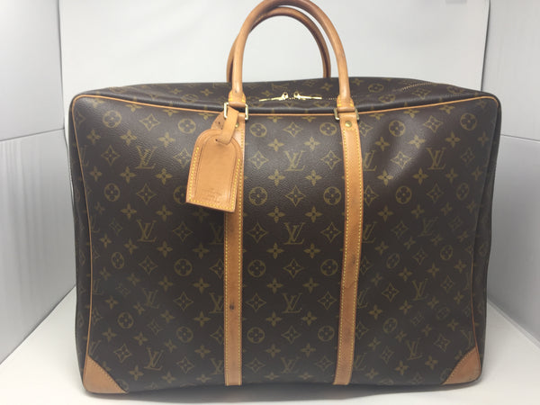 LOUIS VUITTON SIRIUS 45 TRAVEL BAG