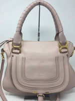 CHLOE MEDIUM MARCIE LEATHER SATCHEL