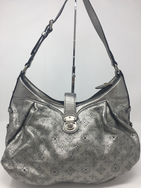 LOUIS VUITTON MAHINA ARGENT