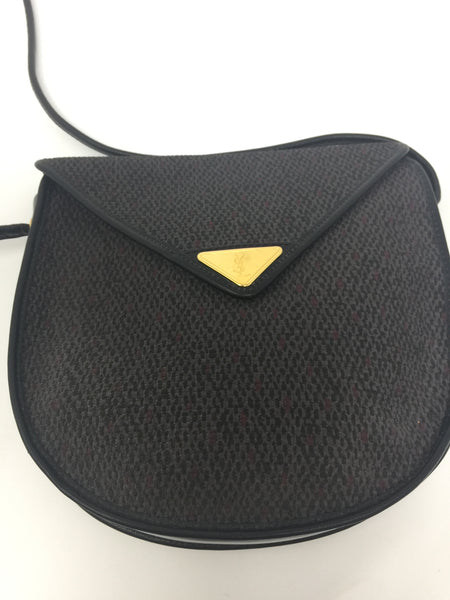 YVES SAINT LAURENT TWEED CROSSBODY