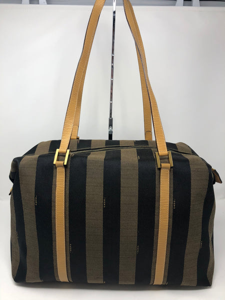 VINTAGE FENDI DUFFLE BAG
