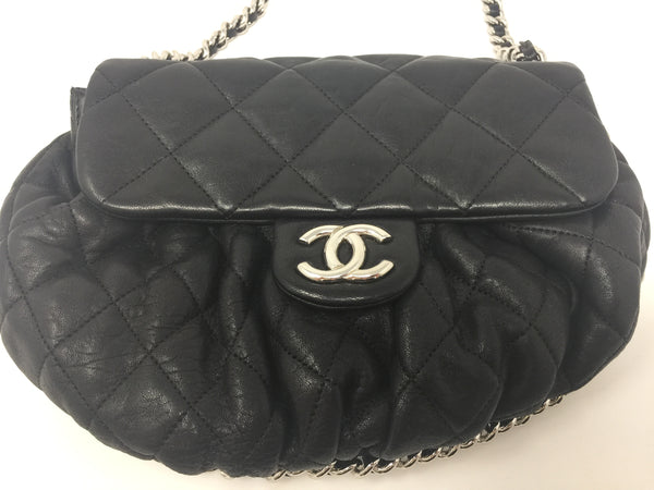 CHANEL QUILTED CROSSBODY