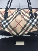 BURBERRY NOVA DIAPER BAG