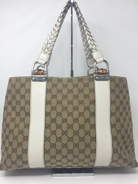 GUCCI SIGNATURE TOTE LARGE