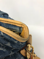 LOUIS VUITTON DENIM NEO CABBY