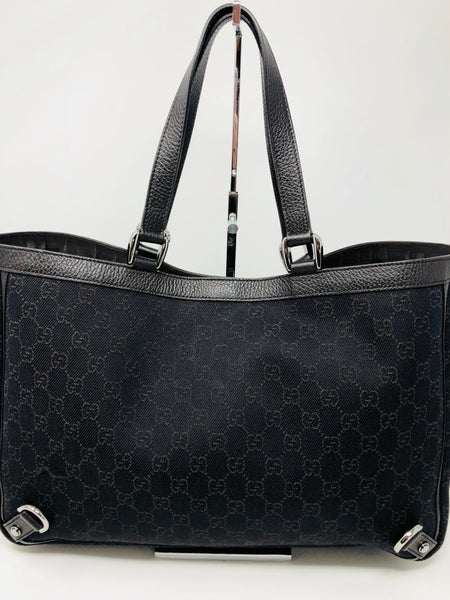 GUCCI BROWN GUCCISSIMA TOTE