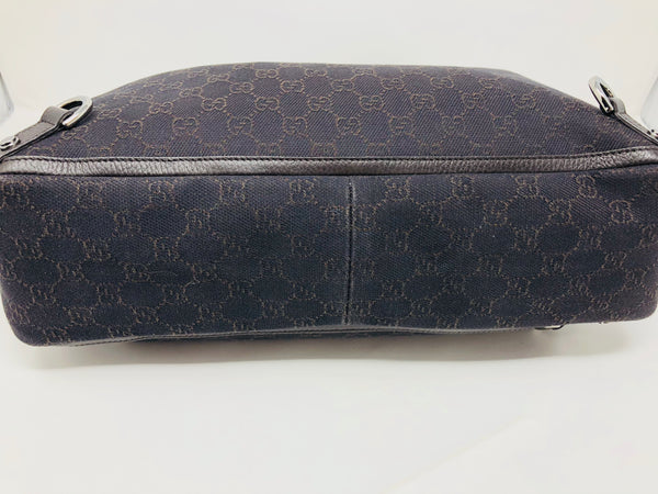 459fc1315efe GUCCI BROWN GUCCISSIMA TOTE - UP TO 70% OFF AT UPTOWN!