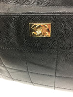 CHANEL BRIEFCASE BLACK
