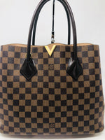 LOUIS VUITTON DAMIER EBENE KENSINGTON