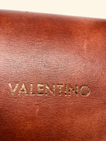 VALENTINO VINTAGE LEATHER TOTE