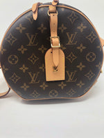 BOITE CHAPEAU LOUIS VUITTON CROSSBODY