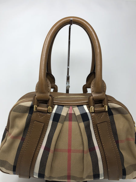 BURBERRY BRIDAL HOUSE HANDBAG
