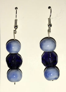 Blue October Earrings