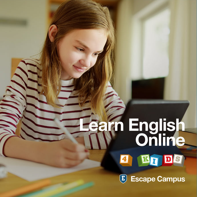 4 Kids - English Online Course