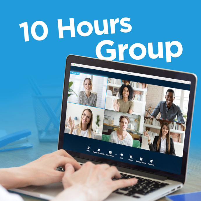 10 hours English Group