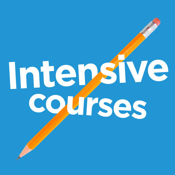 Intensive Learning -  8 weeks