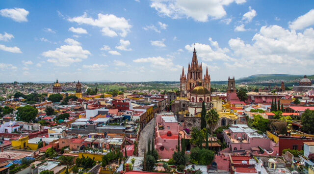 San Miguel De Allende, Mexico City Guide