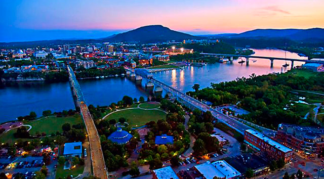 Chattanooga, Tennessee city guide