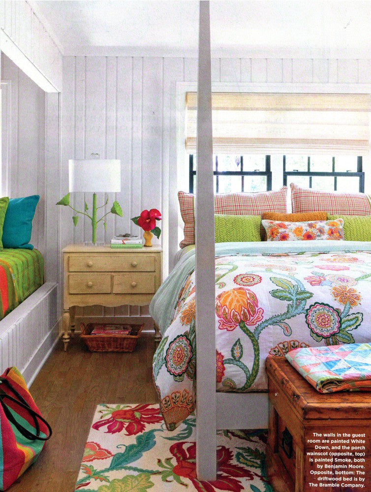 Coastal Living March 2015 - Press