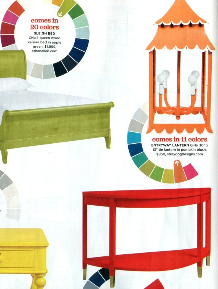 HGTV Magazine April 2015 - Press