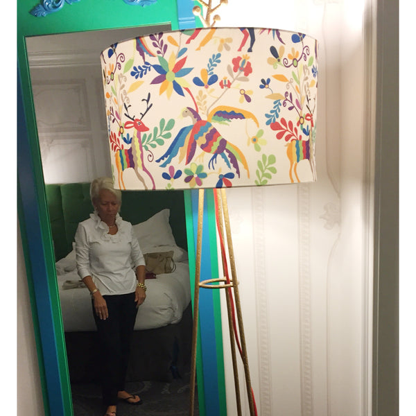Copy Cat Otomi Floor Lamp