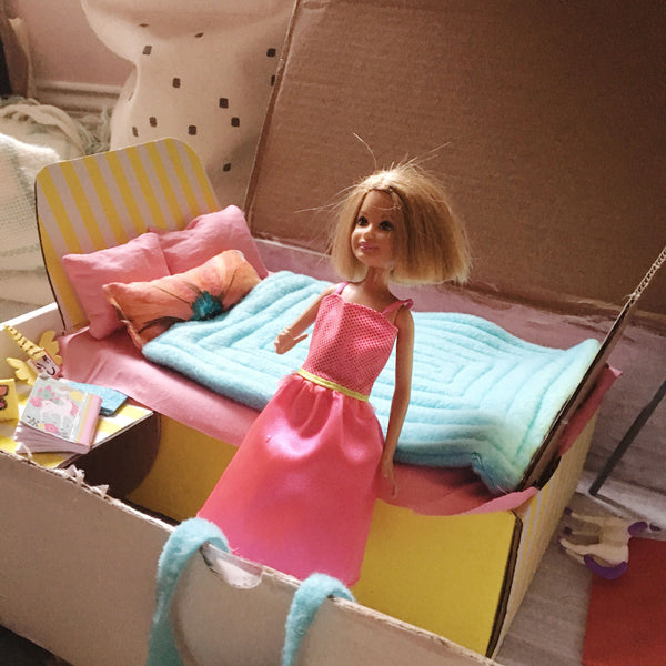 Lula's Barbie Bedroom