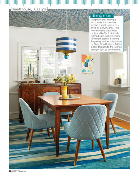 HGTV Magazine March 2020