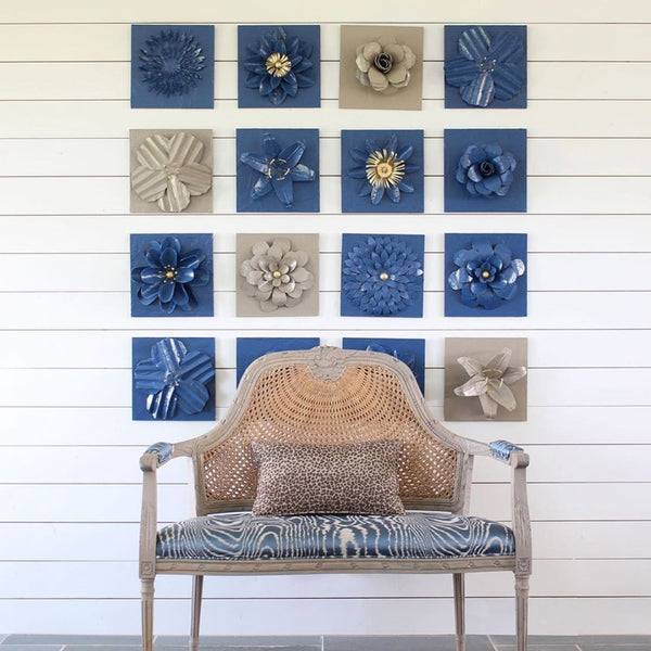 Liz Larmore Flower Wall Tiles