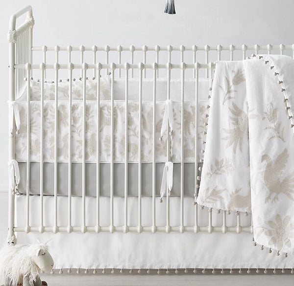 RH Crib Bedding
