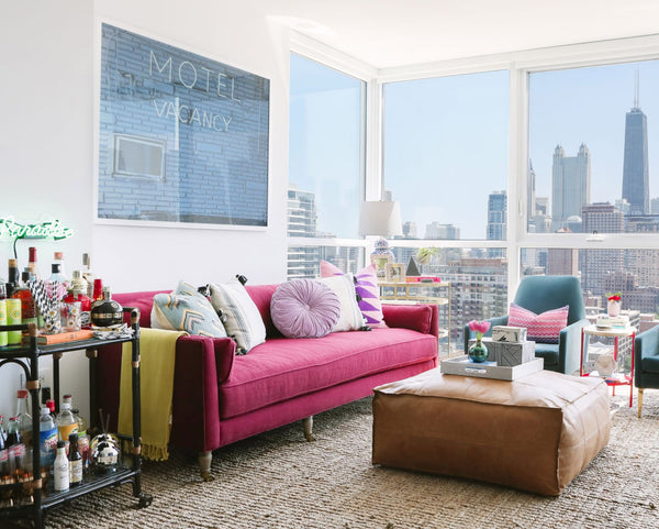 Chicago Apartment Photography by Aimée Mazzenga
