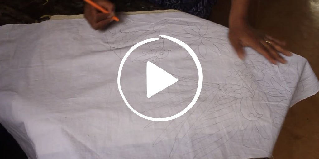 Video showing Otomi Artisan Process