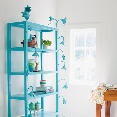 Snowdrop Shelving in bright room